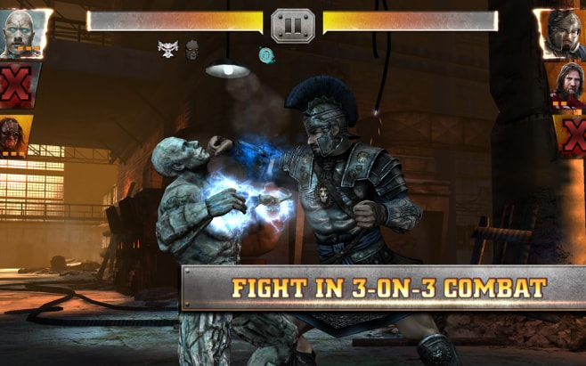 WWE Immortals Android - 4