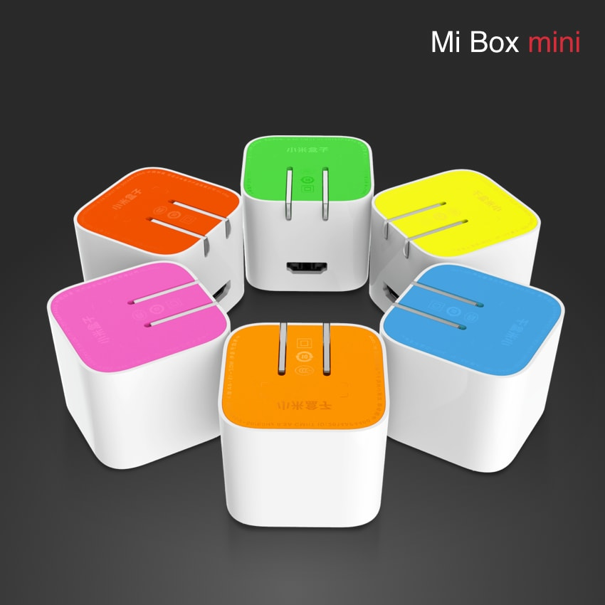 Xiaomi Mi Box mini - 1