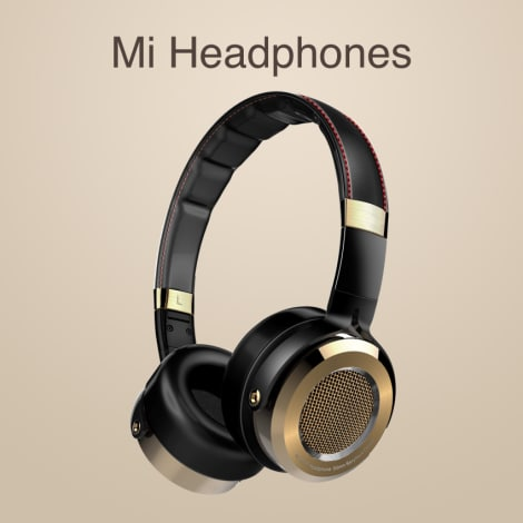 Xiaomi Mi Headphones official render - 1