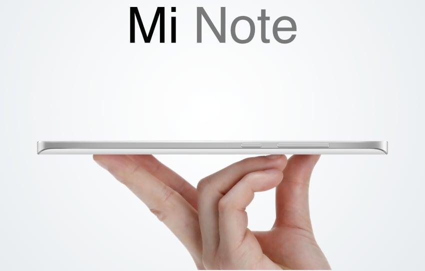 Xiaomi Mi Note: il più bel phablet mai realizzato da Xiaomi (foto e video)