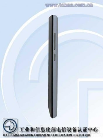 Xiaomi Redmi Note 2 TENAA - 1