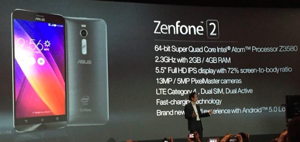Zenfone 2 – 1