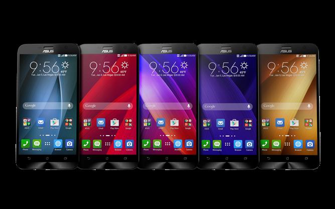 ASUS Zenfone 2 forse anche con schermo da 5''