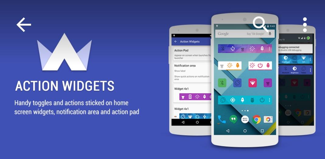 action widgets_widget tuttofare