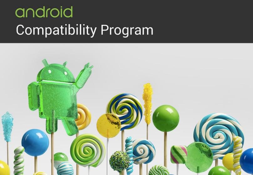 documento compatibilità android