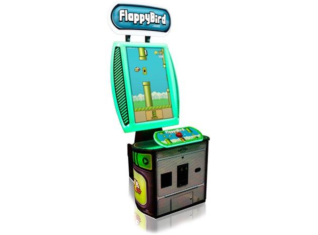 Flappy Bird arriverà nelle sale giochi con questo cabinato