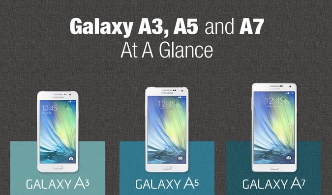 galaxy a3 a5 a7 infografica