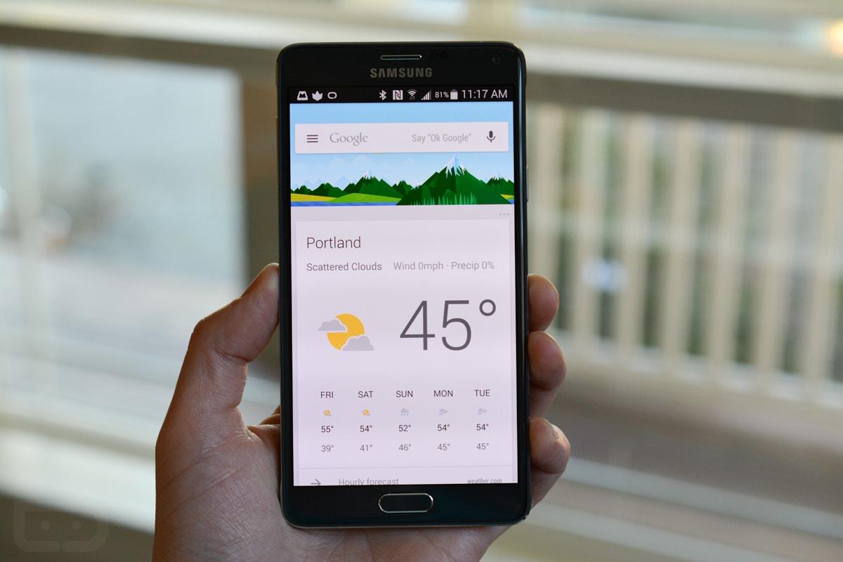 Google Now adesso compatibile con tutte (?) le app