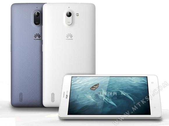 Huawei G628 appare in Cina: uno smartphone economico con CPU 64-bit