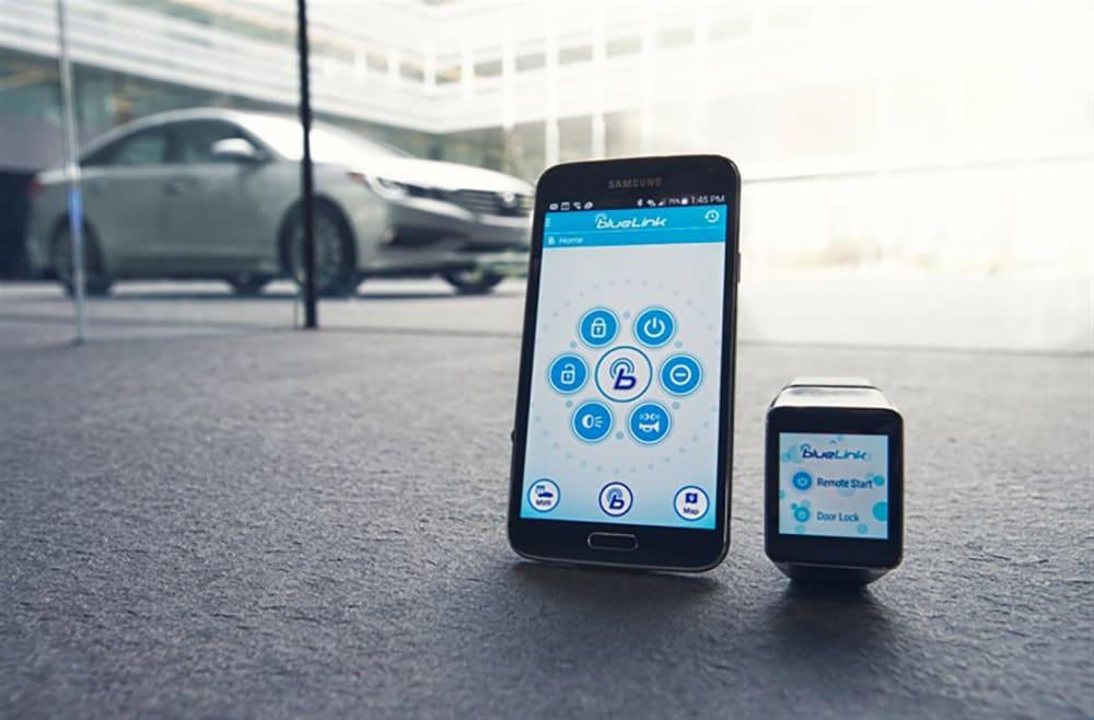 Aprite la vostra Hyundai con Android Wear