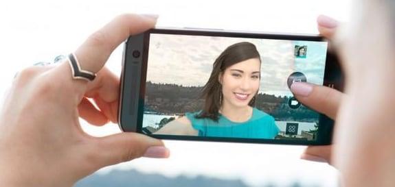 HTC aggiunge Includimi alla fotocamera di One (M8)
