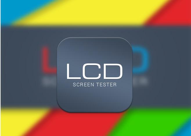 Un test per verificare la salute di display e touchscreen: Lcd Screen Tester (foto)
