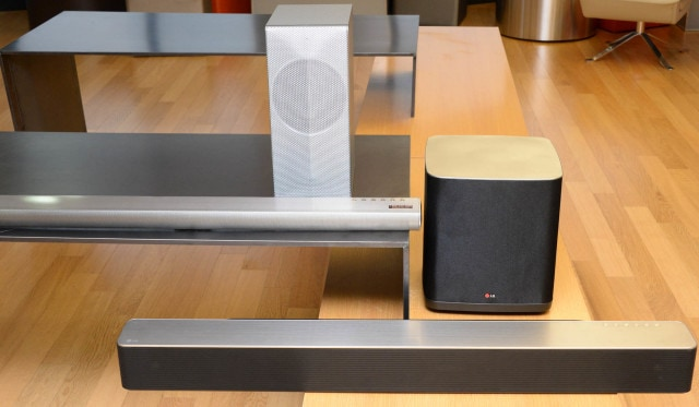 LG Electronics Music Flow Wi-Fi Series