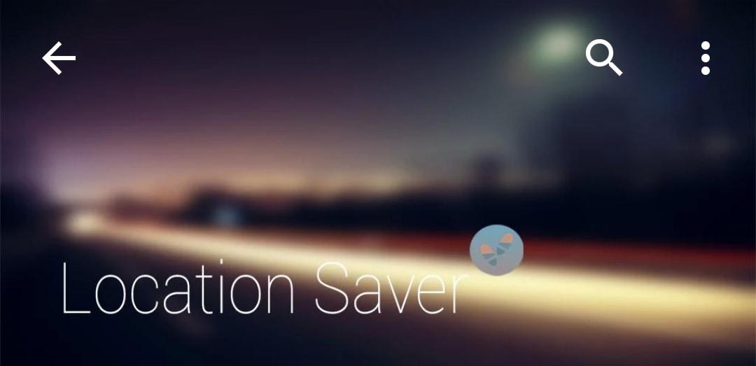 Un'app dedicata ai luoghi più importanti per noi: Location Saver (foto)