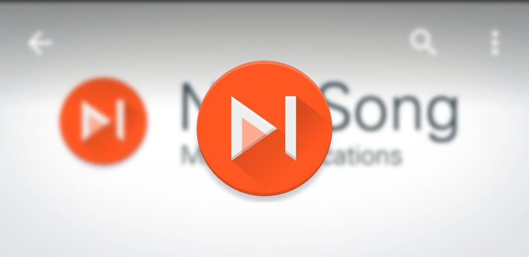 nextsong_notifche heads up musica