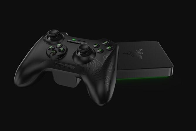 Razer Forge TV ha Android TV e vi farà giocare ai giochi del vostro PC (foto e video)