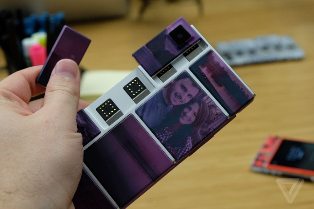project ara hands on 8
