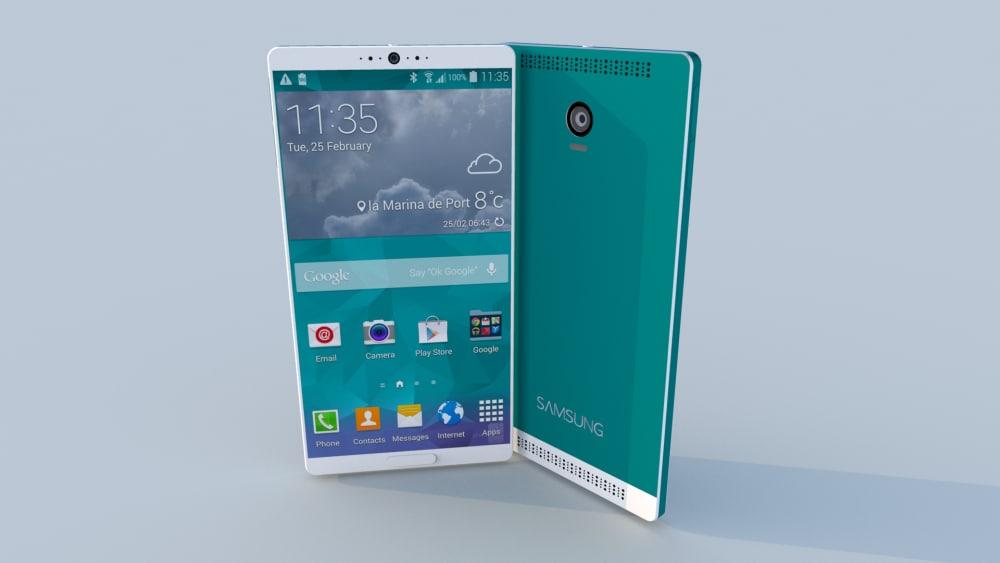 Nuove conferme per un Galaxy S6 con retro in vetro e scocca in alluminio
