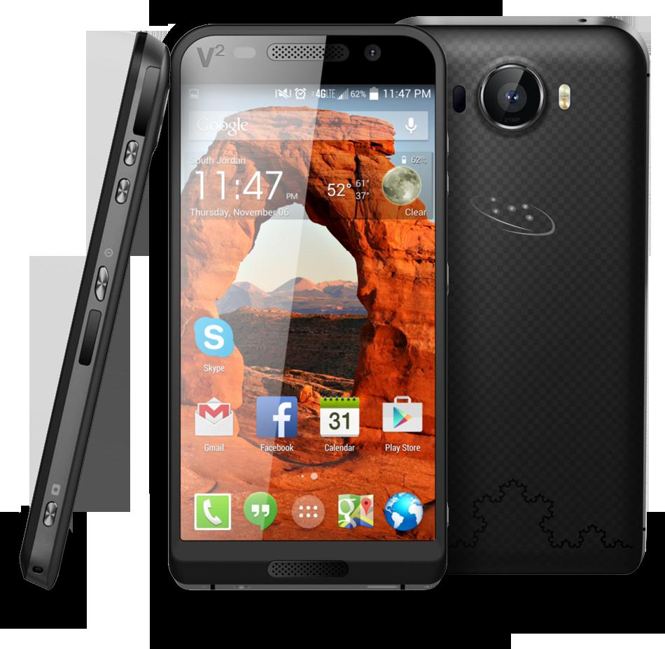 Saygus V2, lo smartphone da 320 GB di memoria, in pre-ordine dal 2 febbraio a 549$ (video)