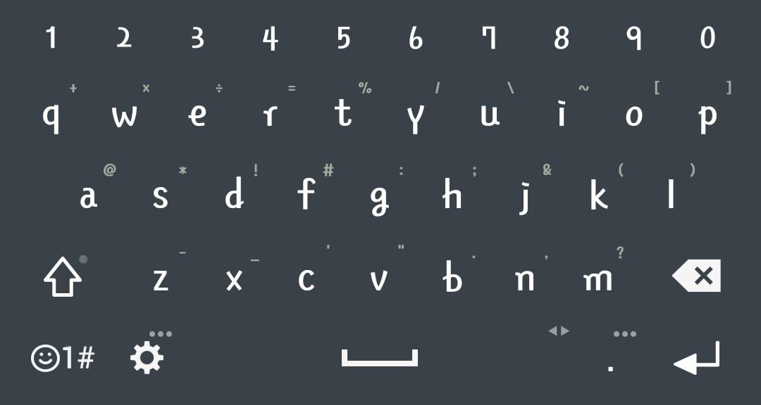 temi tastiera lg g3