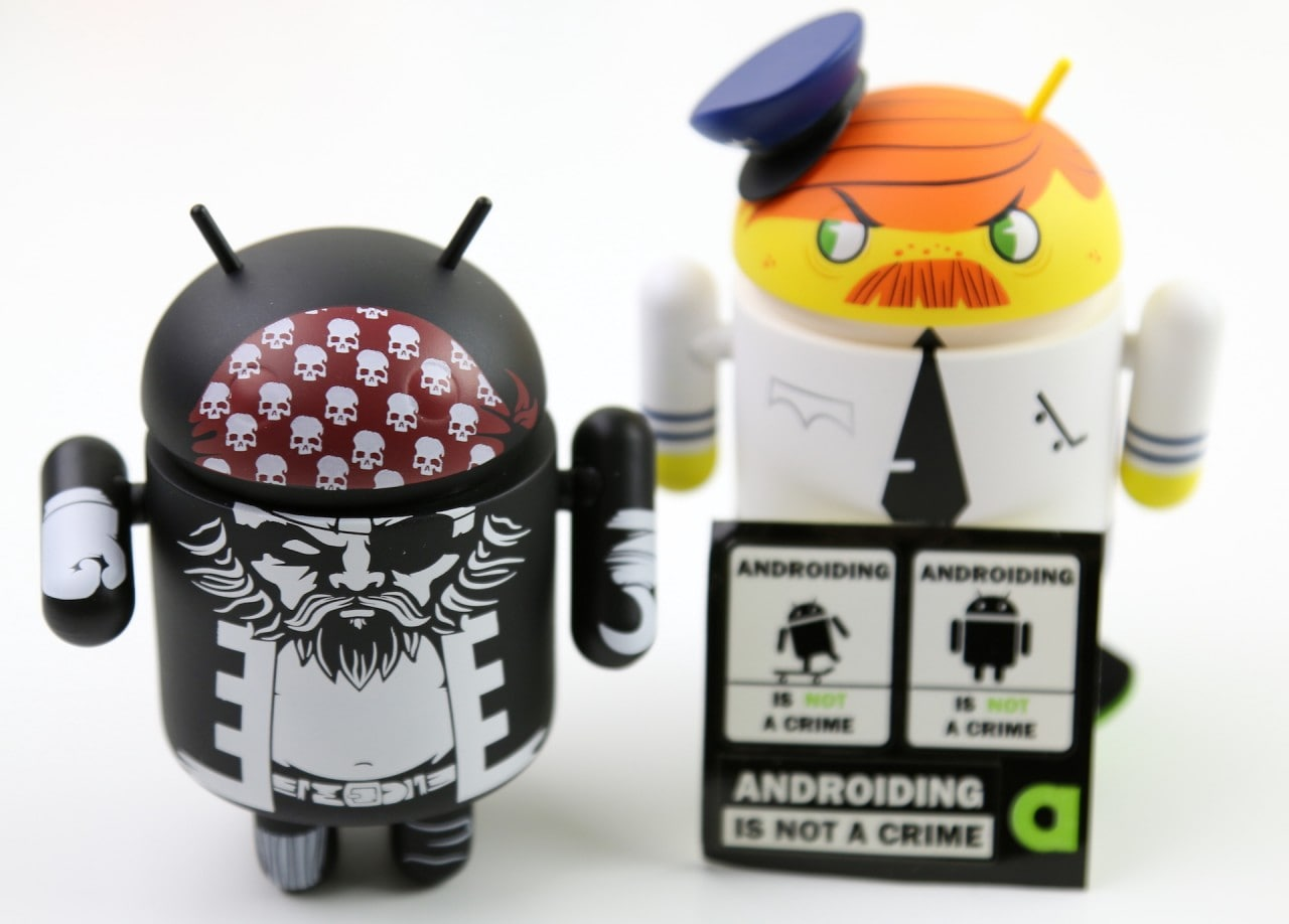 Android Pirateria Sicurezza final - 2
