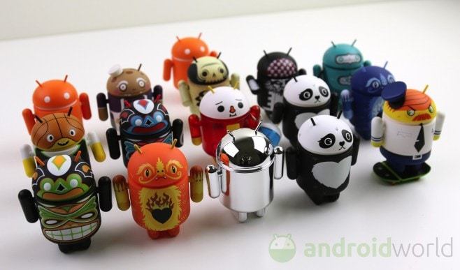 Android Serie 05 01