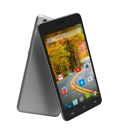 Archos 50 Oxygen press render - 1