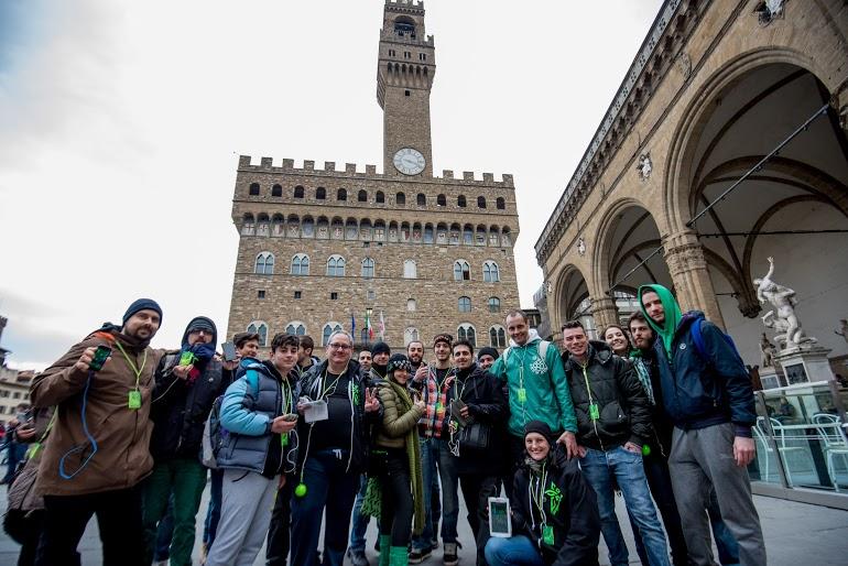 Ingress - Firenze