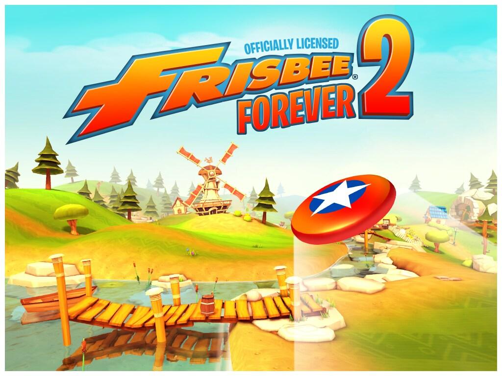Impersonare un Frisbee non è mai stato così divertente: ecco Frisbee(R) Forever 2 (foto e video)