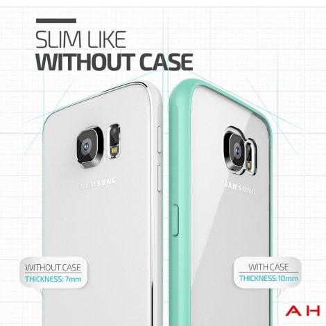 Galaxy S6 leaked custodie trasparenti - 1