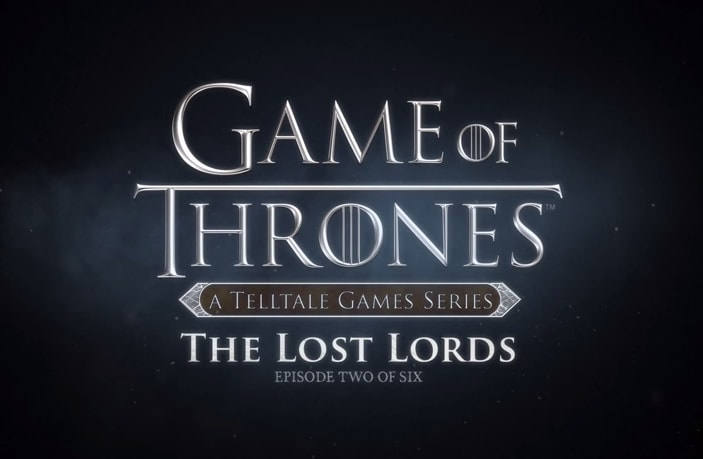 Game of Thrones A Telltale Games Series 2