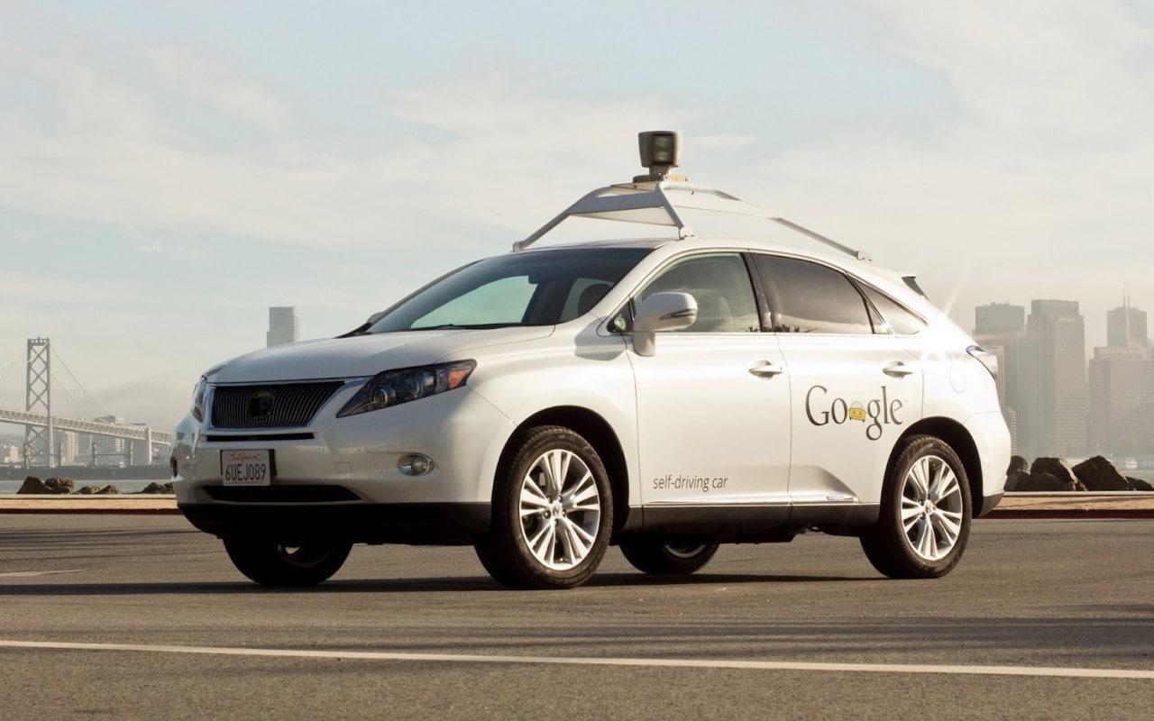 Google Autonomous Car final