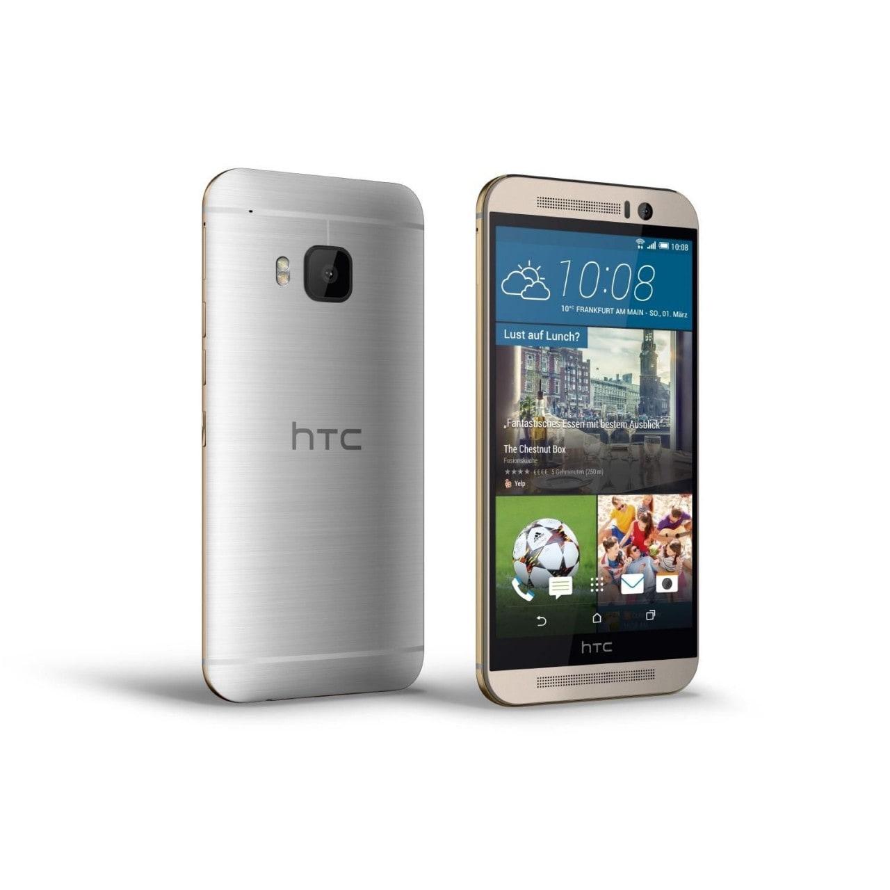 HTC One M9 ed M9 Plus: confermate tutte le specifiche e (purtroppo) i render (video)