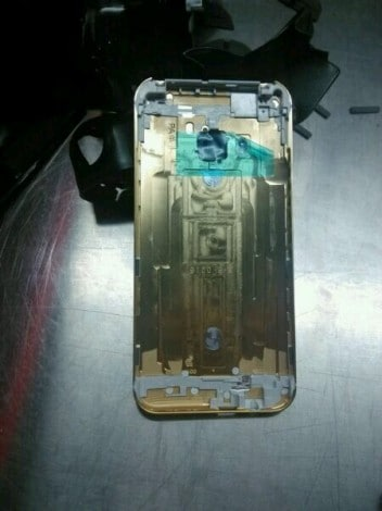 HTC One (M9) oro leaked - 1