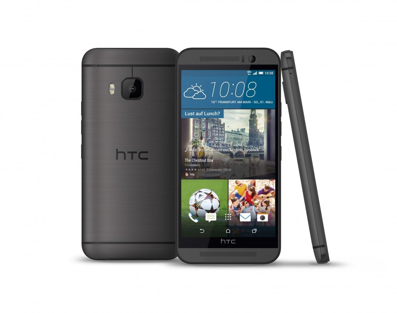 HTC One M9 render alta risoluzione - 1