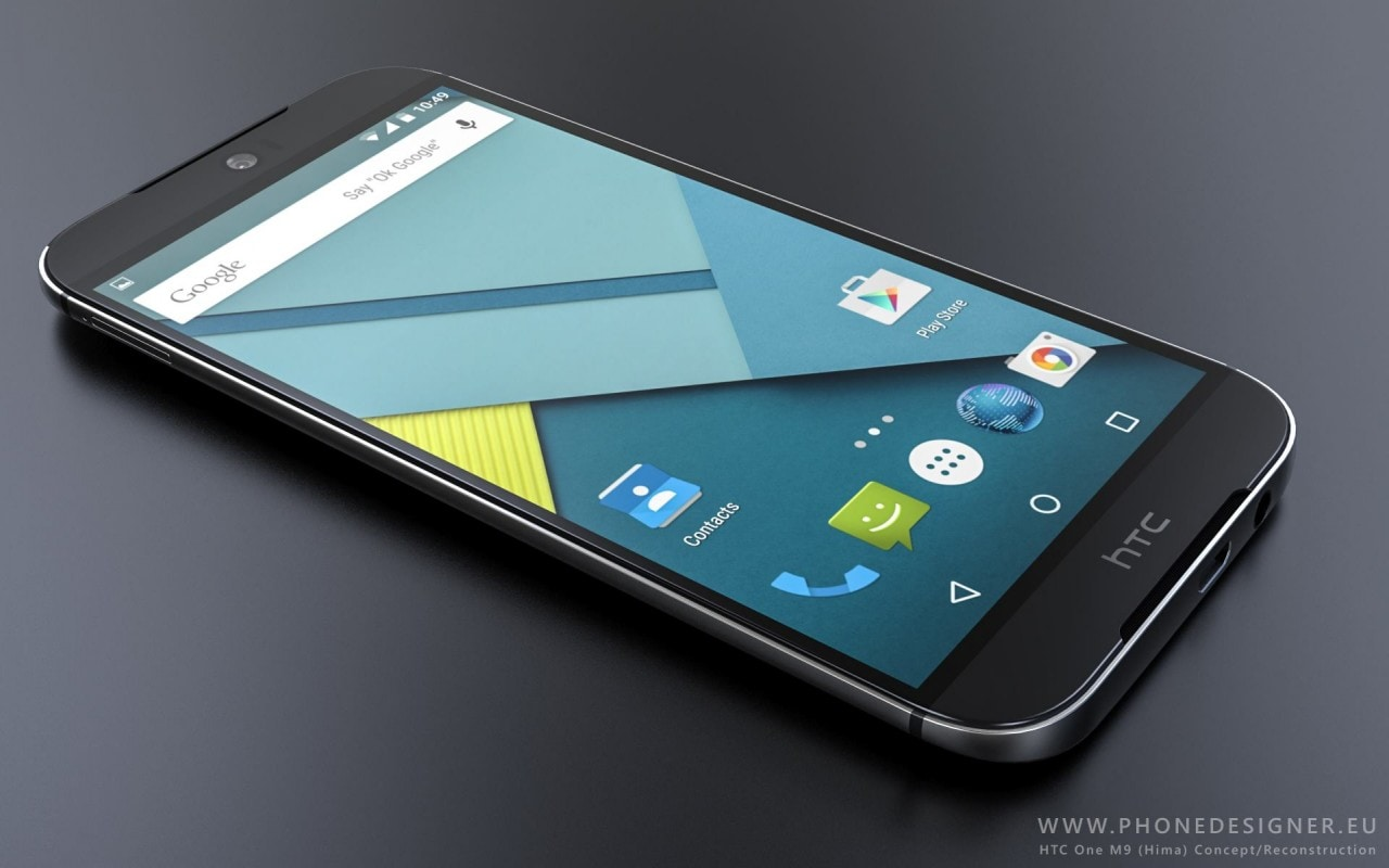 """HTC One (M9) non è mai stato così """"vivo"""" come in questi render!"""
