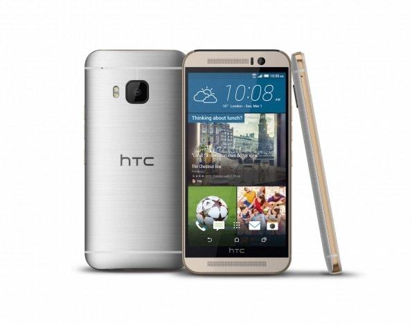 HTC One M9 render ufficiali - 1