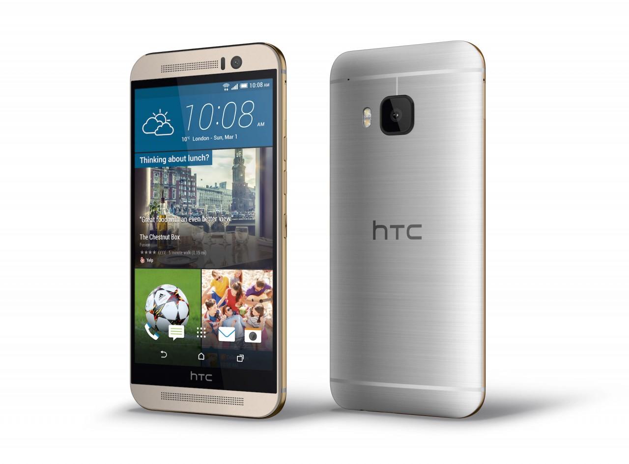 HTC One M9 render ufficiali - 3