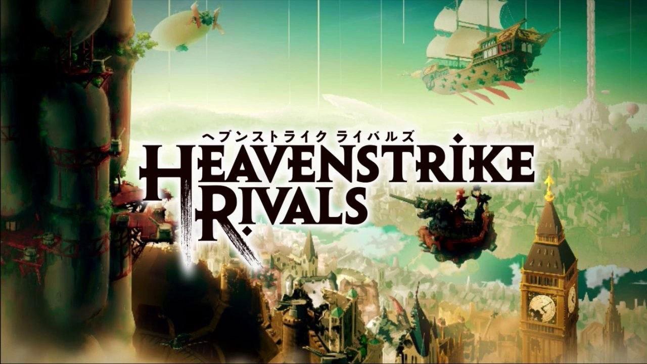 Square-Enix rilascia HEAVENSTRIKE RIVALS sul Play Store (foto e video)