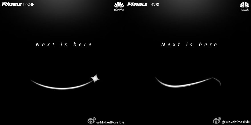 Riuscite a vedere uno smartwatch nel teaser di Huawei per l'MWC?