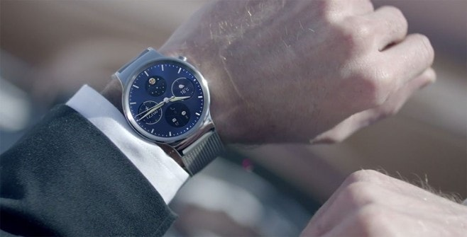 Huawei Watch immagini dal video - 16