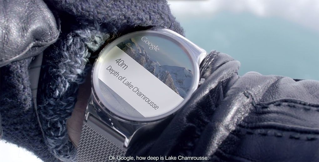Huawei Watch immagini dal video - 18