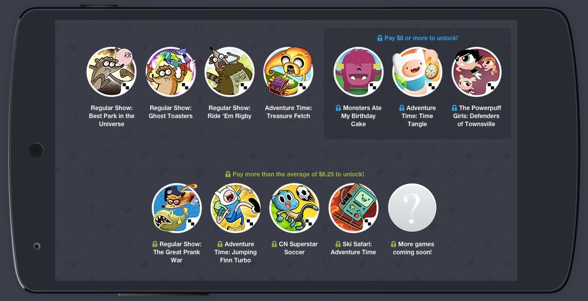 Humble Bundle Cartoon Network