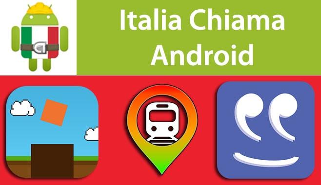Italia Chiama Android: Jump!, Stazione Vicina, weQuote
