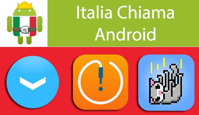 Italia Chiama Android: Land The Cat, OneClap, LifePlug