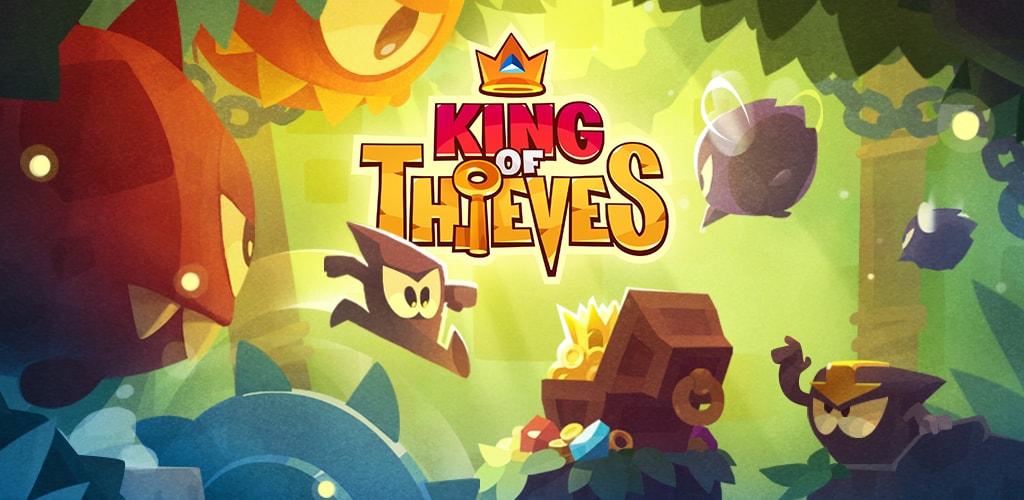 King of Thieves Copertina