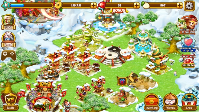 Kung Fu Pets Village