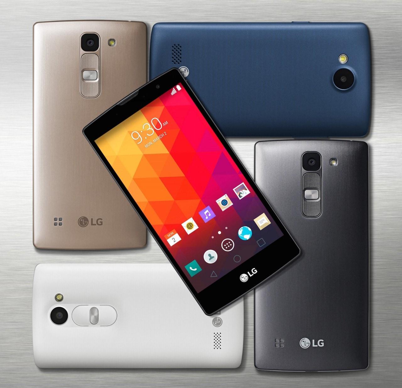 LG annuncia Magna, Spirit, Leon e Joy in Europa