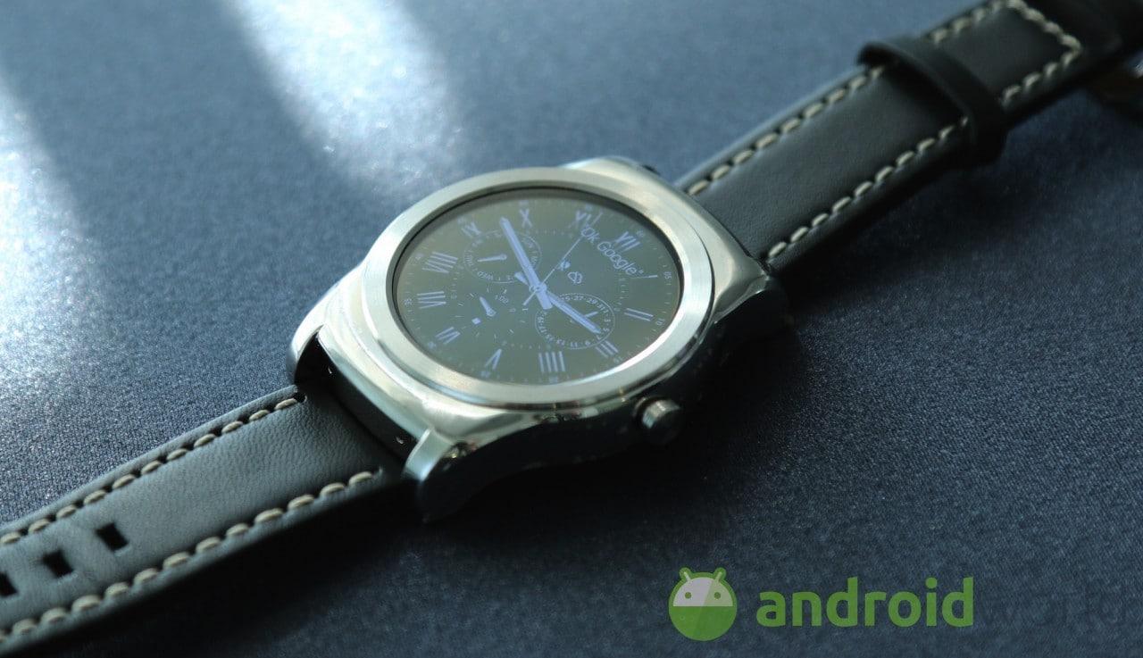 LG Watch Urbane 9