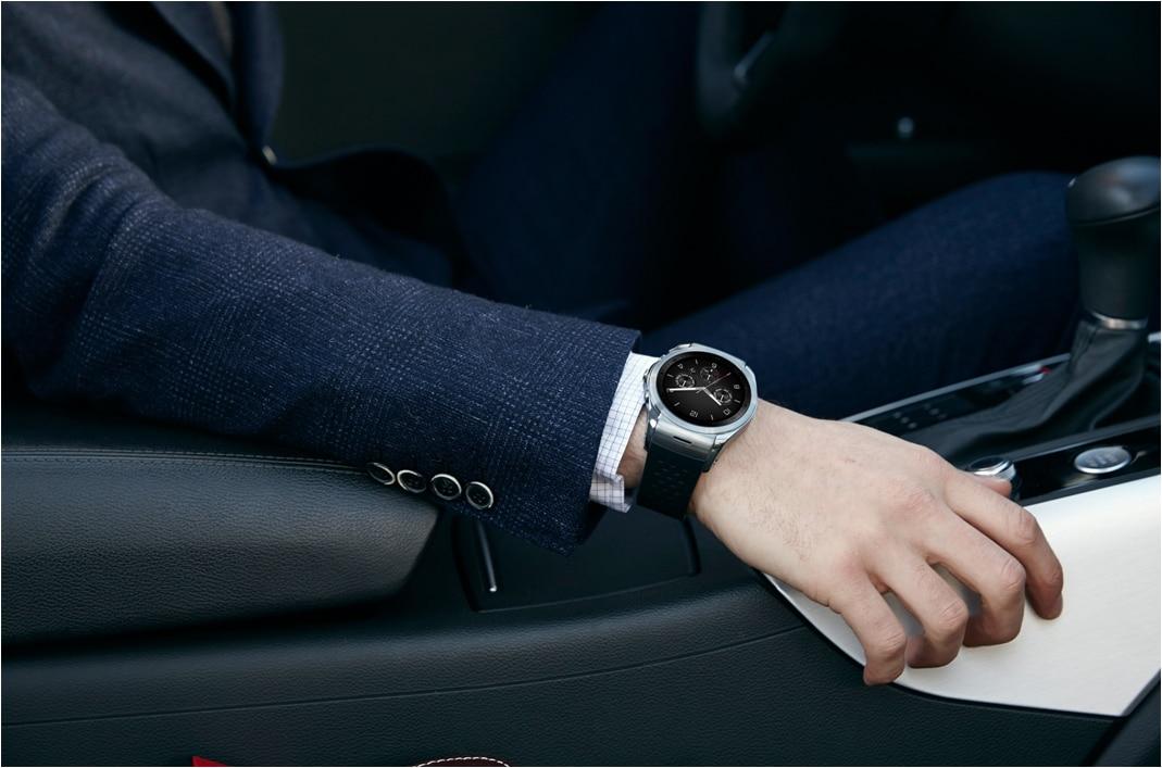 LG Watch Urbane LTE in un primo hands-on (foto e video)